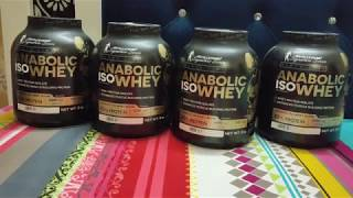 Kevin Levrone Anabolic Iso Whey Review | Best Isolate Protein Supplement