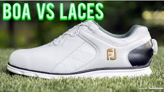 BOA vs LACES | Who Will Win The Battle?