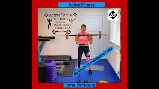 Metabolic Conditioning 8 HD