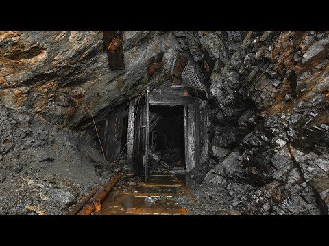 Venturing Deep Into The Abandoned Aurora Mine (Part 1 Of 2)