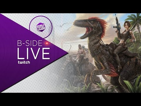 B-SIDE! ARK: SURVIVAL EVOLVED - WELCOME TO THE JUNGLE! - MORLU TOTAL GAMING