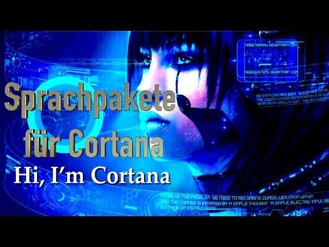 Cortana Sprachpaket Installieren - Spracherkennung Auf Deutsch Umstellen - TheAskarum