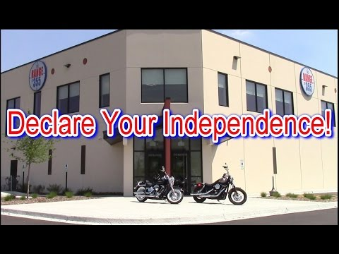 Declare Your Independence! -Event @ Illinois Harley Davidson & The Range @ 355