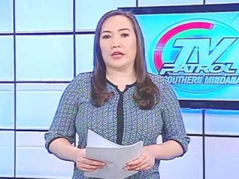 TV Patrol Southern Mindanao - Dec 7, 2017