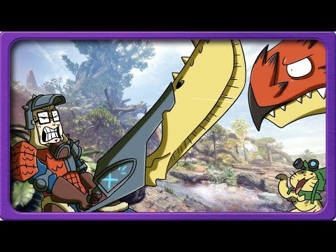 Why I'm Fully Erect for Monster Hunter World thumbnail