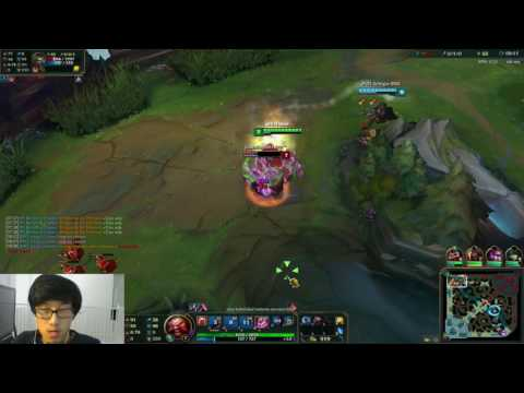Stream of Consciousness Commentary Top Gragas (Loss)