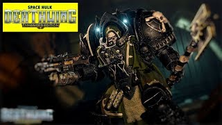 BIG GUNS AND DISMEMBERED ALIENS! Space Hulk: Deathwing - Enhanced Edition PC ULTRA   Warhammer Game