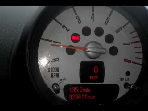 Mini Cooper BMW >> Resetting Mini Cooper Tire Pressure Monitor Tire Pressure ...