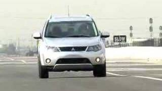 2007 Mitsubishi Outlander XLS | Track Tested | Edmunds.com