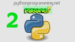 Game Development in Python 3 With PyGame - 2 - Display Images