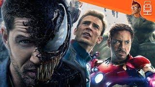 Tom Hardy on Venom Joining The Avengers
