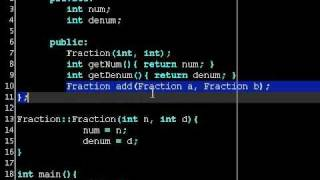 Уроки С++, Урок 8. Классы (1)