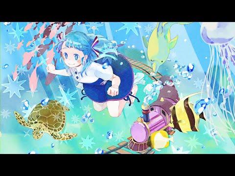 "Hatsune Miku: Project DIVA X - [PV] ""Tale of the Deep-sea Lily"" (English Subs/Sub. Español)"