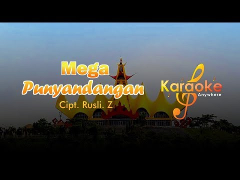 Lagu Lampung | Mega - Punyandangan No Vocal (Karaoke)