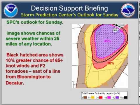 NWS Lincoln - Multimedia Briefing 11-16-2013 8 am