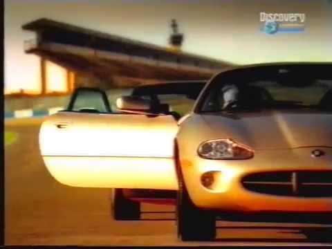 Jaguar ad 1998
