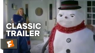 Jack Frost (1998) Official Trailer - Michael Keaton Family Snowman Drama Movie HD