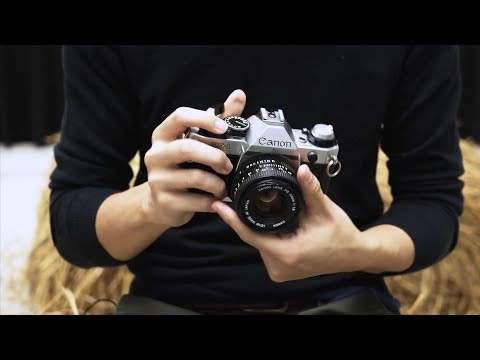 AnalogRev по-русски: Canon AE-1 Program