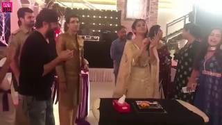 Harshad Chopra's Surprise for Jennifer Winget on winning Best actor at Gold Awards 2018 | Bepanaah