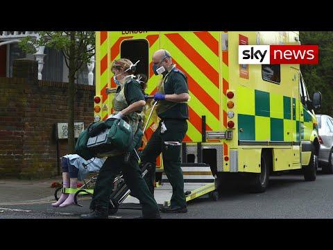 BREAKING: Coronavirus Deaths Rise By 758 In England