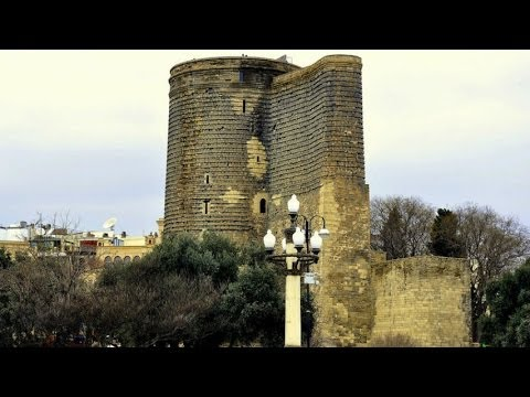 Мультфильм девичья башня