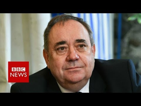 Alex Salmond resigns amid allegations of sexual misconduct - BBC News