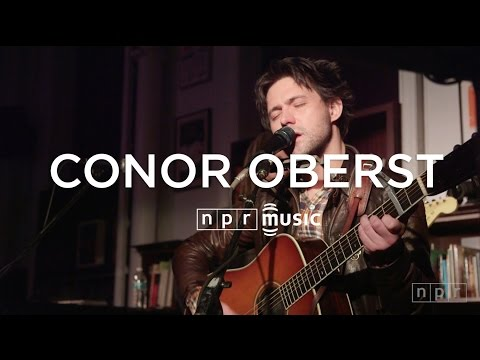 Conor Oberst: Full Concert | NPR Music Front Row