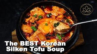 The BEST Korean Silken Tofu Soup | Authentic Korean Tofu Soup Recipe