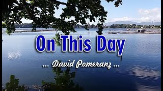 Download Mp3 On This Day - David Pomeranz  Karaoke Version