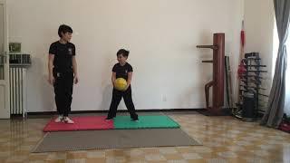 Workout per bambini: lezione 1