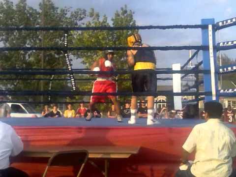 Juan Torrez vs. Allen Torres Rnd. 1