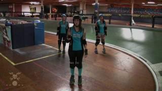 Roller Derby: Evasive Transitions With San Diego Derby Dolls