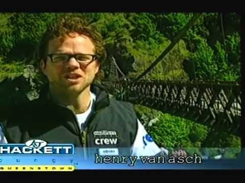 The Auckland Harbour Bridge - AJ Hackett Bungy