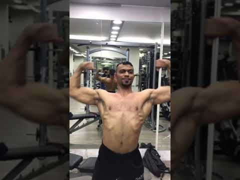 Bodybuilding in Bahrain Energy Avenue Gym