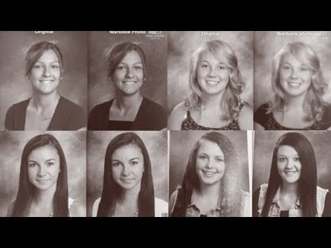 Utah High School Photoshops Yearbook Photos of Female Students to Show Less Skin
