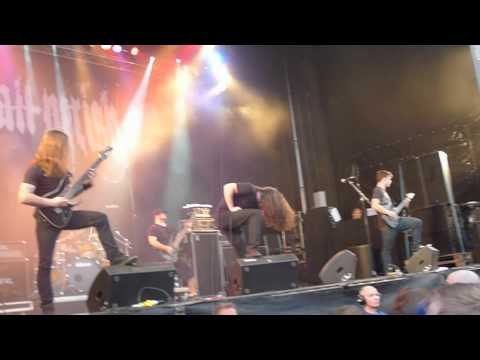 All Shall Perish - Awaken the Dreamers (Live @ Copenhell 2012)