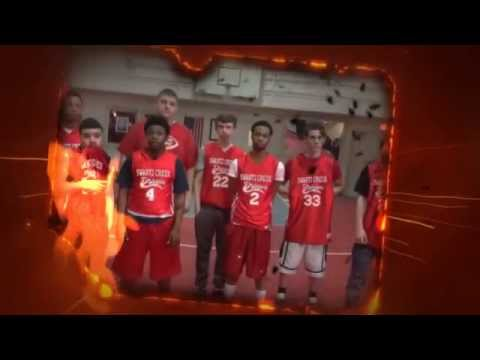 Swartz Creek Academy - Basketball March 2014