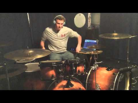 Corb!n Sm!th - Drum Cover - Maroon 5 - Harder To Breathe