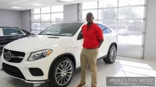See the Polar White 2017 Mercedes-Benz GLE AMG GLE43 from Mercedes Benz of Arrowhead