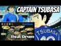 Real Drum - Captain Tsubasa Dragon Screamer Versi indonesia