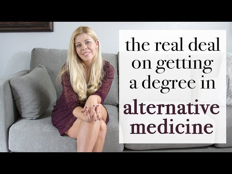 Should You Get an Alternative Medicine Degree?