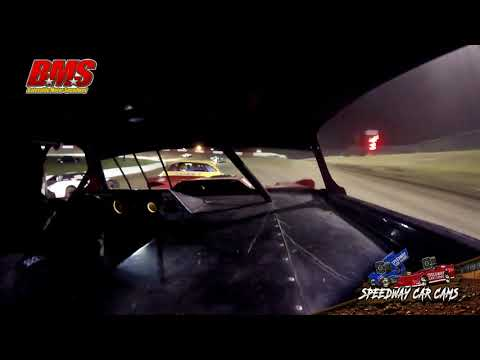 #11X Williams Lawrence - Hobby Stock - 9-15-18 Batesville Motor Speedway - In Car Camera
