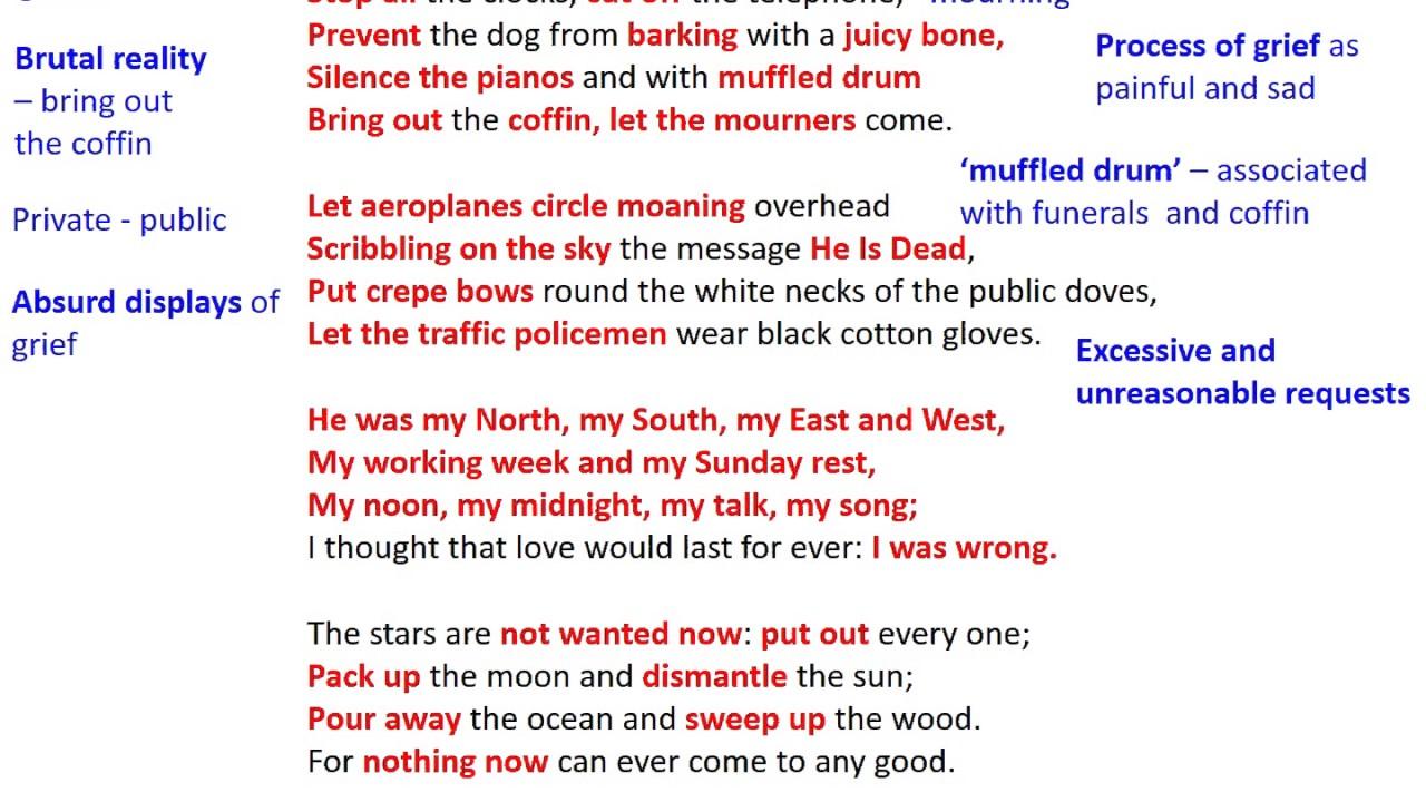 Analyzed Poems 6