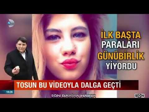 Tosun Bu Videoyla Dalga Geçti (ÇİFTLİKBANK)