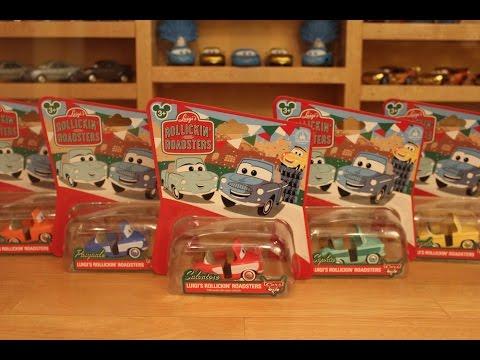 Disney Parks Cars Land Luigi\'s Rollickin\' Roadsters - Salvatore ...