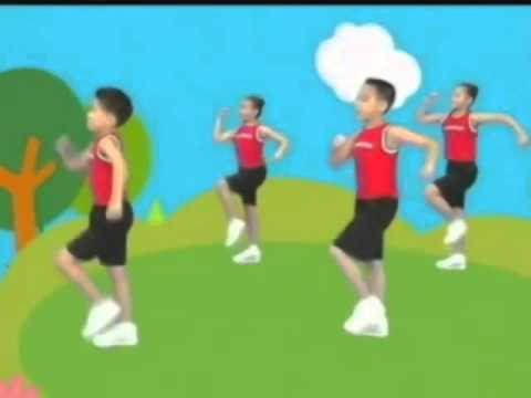 1-3年級健身操教材示範-03連續動作.avi | Doovi