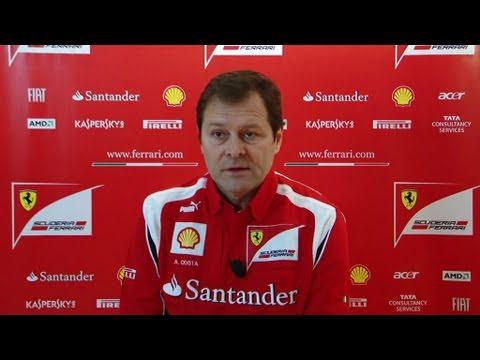 Formel 1 2011: Technik-Direktor Aldo Costa zum neuen Ferrari