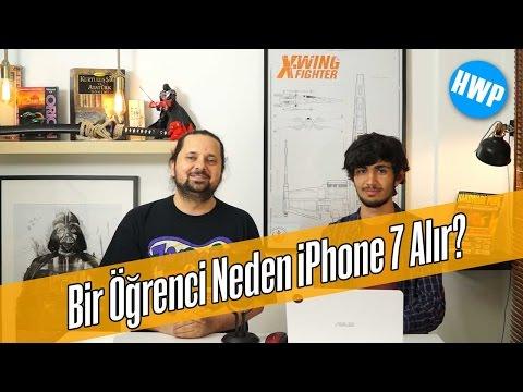 Bir Öğrenci Neden iPhone 7 Alır?