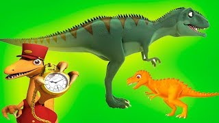 DinoTrain - Fun Cartoon Games - Kids Learn About Dinosaurs