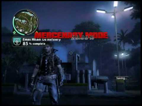 Just Cause 2 Gameplay